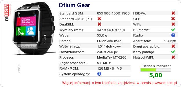Otium gear manual